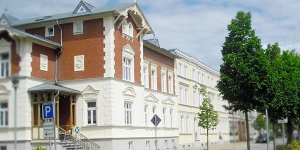 Gebäude Betreutes Wohnen